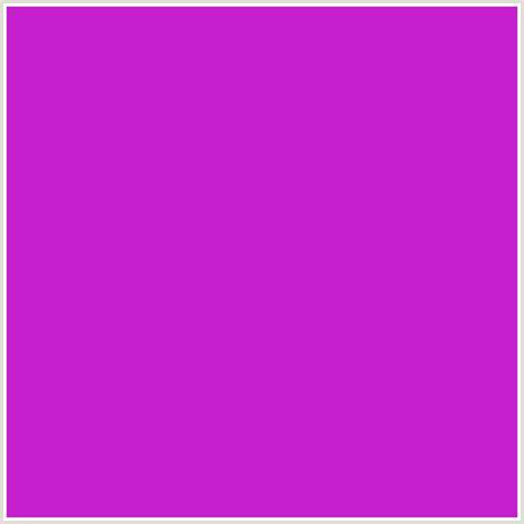 purple pink color c61fcf hex color rgb 198 31 207 pink fuchsia