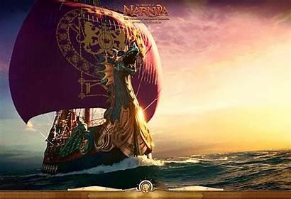 Narnia Treader Dawn Voyage Chronicles Wallpapers Desktop