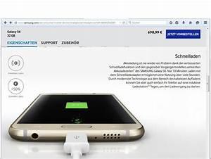 Smartphone Induktives Laden : samsung galaxy s6 drahtlos laden so geht 39 s chip ~ Eleganceandgraceweddings.com Haus und Dekorationen