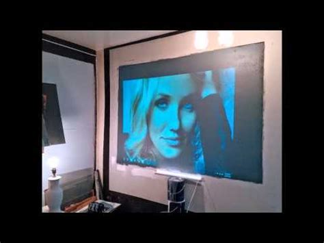 the best paint gain for your projector screen youtube