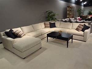 decorate deep sectional sofa with pillows the decoras With decorating a sectional sofa