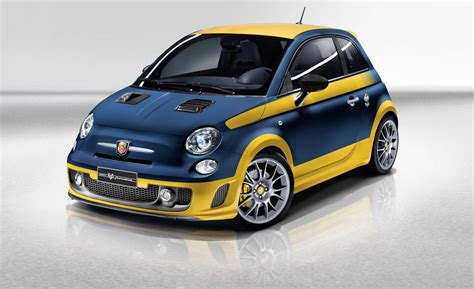 Fiat Abarth Horsepower by News 2015 Fiat 500 Abarth Completely Embodies Sporty