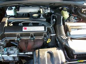 1997 Saturn S Series Sl2 Sedan 1 9 Liter Dohc 16