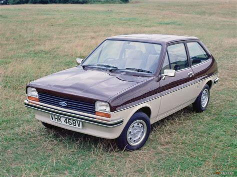 Images of Ford Fiesta UK-spec 1976–83 (1280x960)