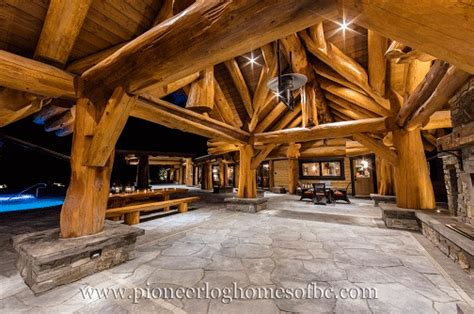 gallery log post beam pioneer log homes midwest