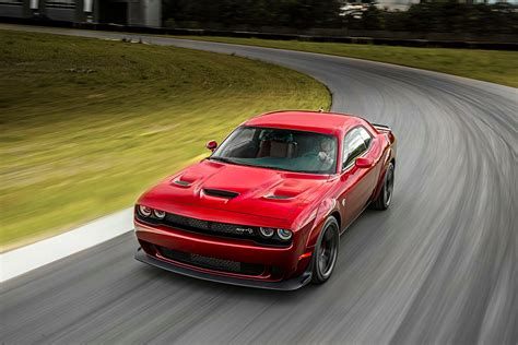 New Dodge Hellcat Truck by Dodge Launches The Sticky New 2018 Challenger Srt Hellcat