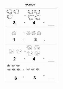 Free Printable Kindergarten Math Worksheet Pdf
