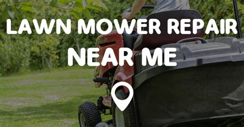 lawn mower repair   points