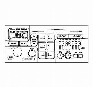 86 Fiero Radio Wiring Diagram