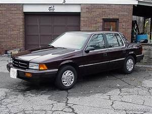 1993 Dodge Spirit Sedan Specifications  Pictures  Prices