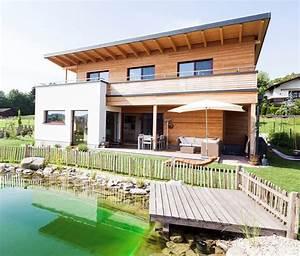 Haus Mit Holz : ein hoch auf den dachvorsprung mein haus aus holz ~ Frokenaadalensverden.com Haus und Dekorationen