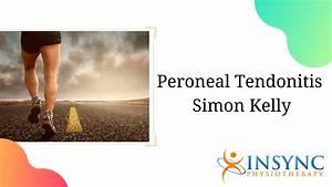 Simon Kelly - Lower Leg Tendinopathy