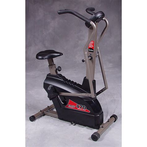 Fitness Quest® Edge® 470 Dual - Action Magnetic Bike ...