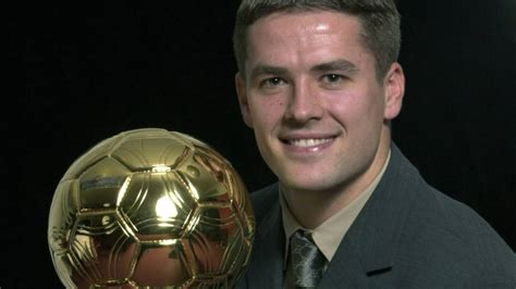 michael owen   hed won  ballon dor ascom