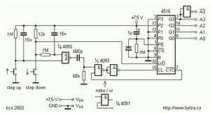 Electronic Potentiometer Schematic Under Audio Tone