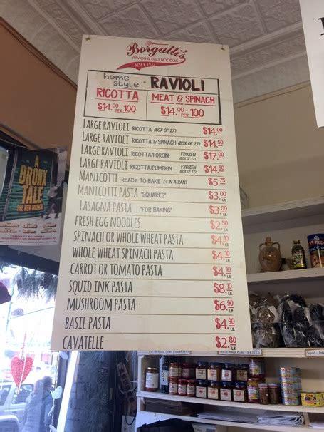 best haircut in nyc pasta la vista nyc s best pasta is borgatti s ravioli 2814