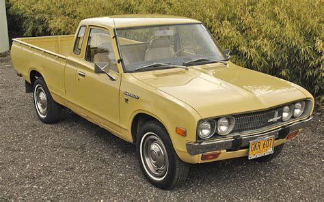 Nissan Datsun For Sale by No Reserve 1977 Datsun 620 King Cab For Sale On