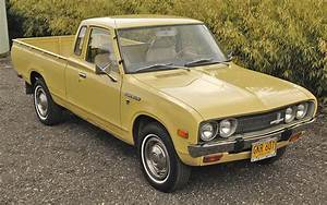 No Reserve  1977 Datsun 620 King Cab Pickup For Sale On