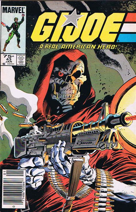 My Ten Favorite G.I. Joe Comic Book Covers of the Marvel ...
