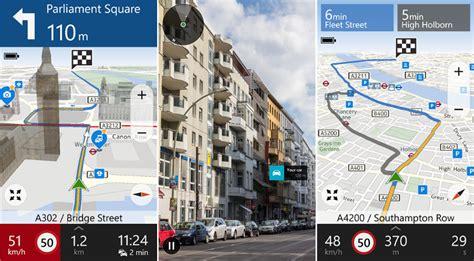 aktualizacja here drive już dostępna w sklepie windows phone msmobile pl
