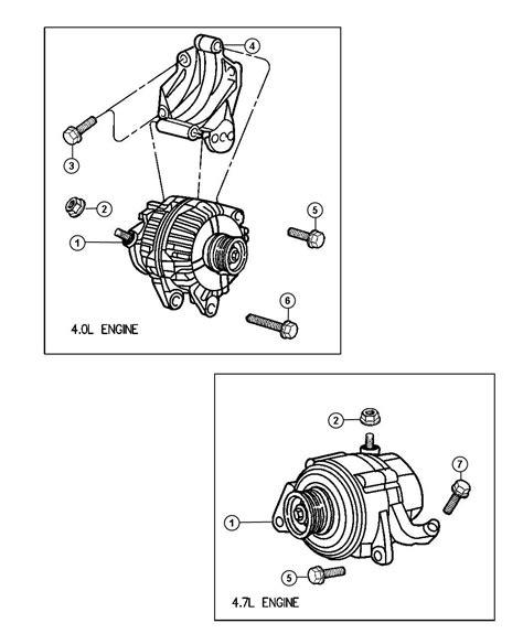 Dodge Ram Wiring Alternator Battery Ckdexport