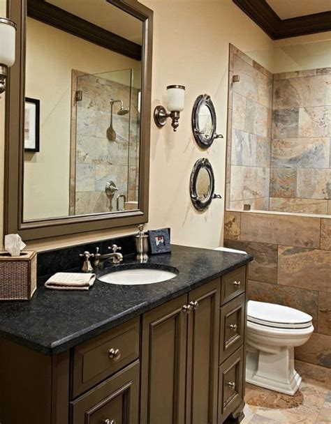 Ideas For Small Bathrooms Pinterest  Home Design Ideas