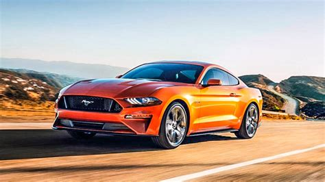 0 60 In 10 Seconds by Iscar 最強福特野馬gt駕到 Ford Mustang小改款即將問世 缸內直噴引擎 10速自排 5種模式 4秒破百
