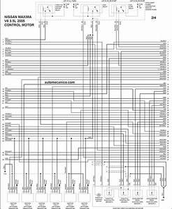 Diagrama Electrico De Nissan Frontier 2005  Diagrama  Free