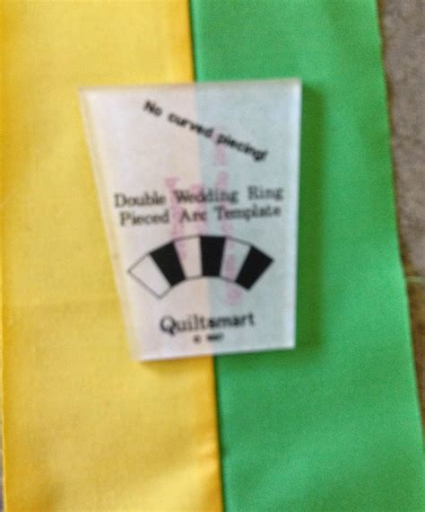 quiltsmart 3 ingenious ways to utilize the quiltsmart wedding ring pieced arc template