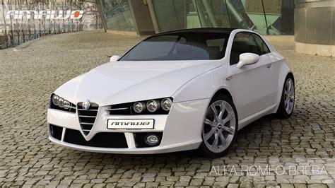 Alfa Romeo Brera Usa