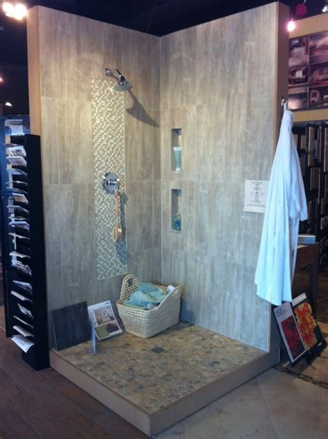 keystone showroom shower displays contemporary