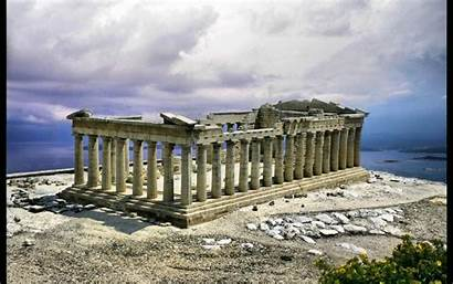 Ancient Architecture Wallpapers History Greece Greek Background