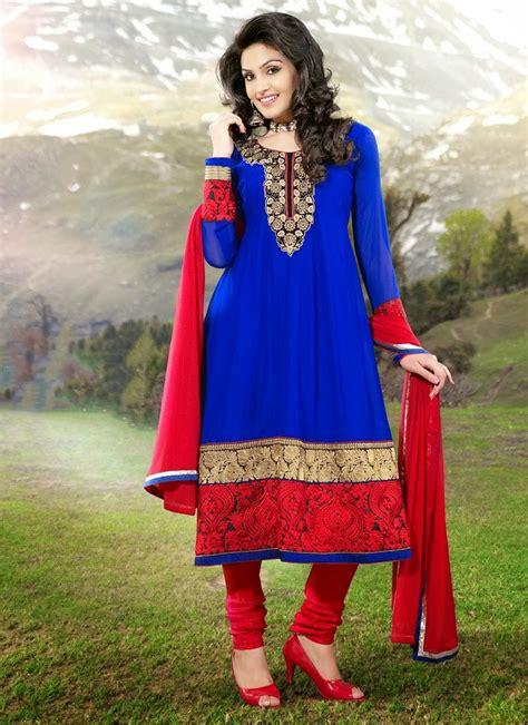 Latest Indian Anarkali Beautiful Indian Dresses 2013-14 ...