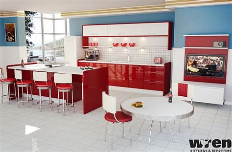 1950s kitchen accessories retro kitchens that spice up your home 1034