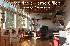 The Definitive Guide To Starting A Home Office From