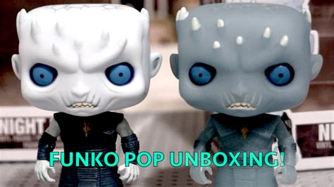 funko pop unboxing  regualrglow   dark night king
