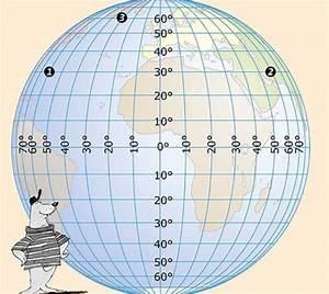 Breitengrad Berechnen : was gibt bei einem gradnetz die breite und was die l nge an welt erde geographische lage ~ Themetempest.com Abrechnung