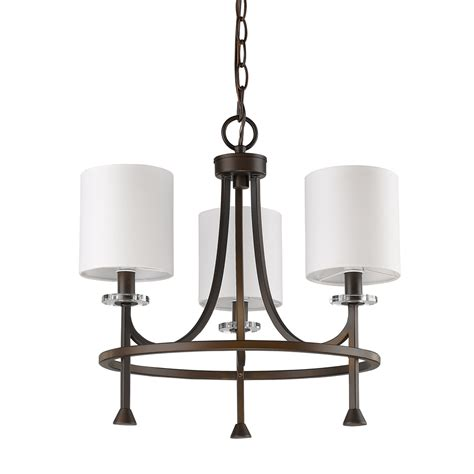 rubbed bronze chandelier kara rubbed bronze drum shade chandelier 18 quot wx16 quot h