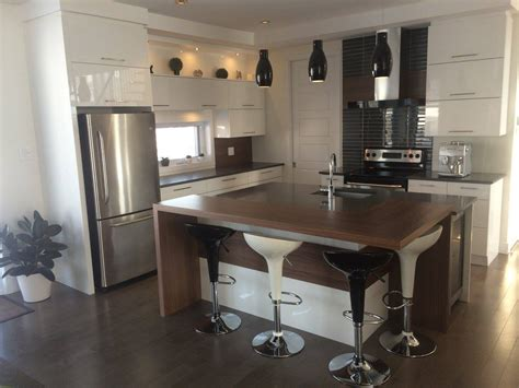 faire un ilot de cuisine creer un ilot de cuisine photos de conception de maison