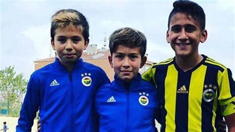 Rüştü Reçber'in oğlu Fenerbahçe'ye transfer oldu! - Futbol ...