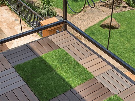 Composite Decking Framework