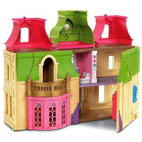 Fisher Price Loving Family Dream Mega Set Dollhouse W