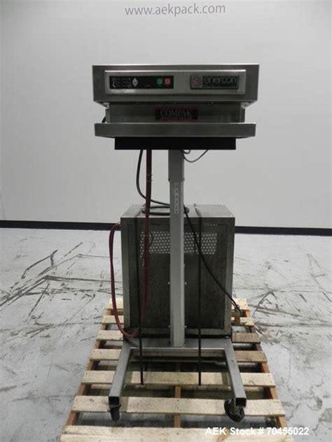 enercon model compak  induction sealer