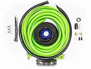 Soundqubed 1  0 Gauge Amplifier Wiring Kit     Price