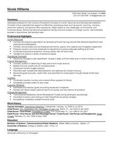 professional human resources administrator templates to