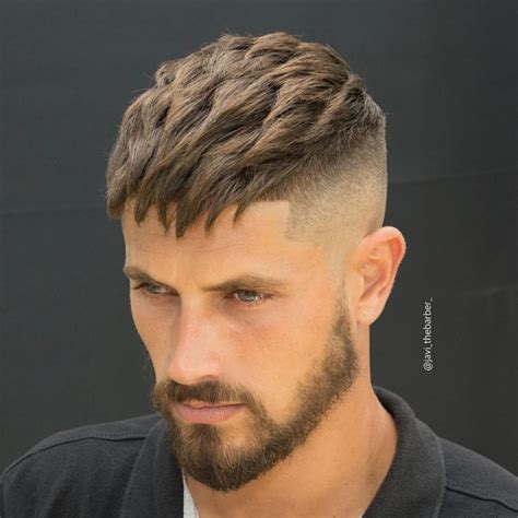 43 trendy short hairstyles for men with fine hair sensod