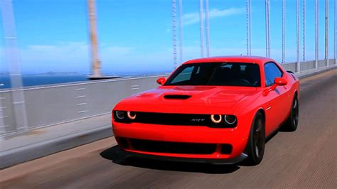 hellacious dodge challenger srt hellcat video roadshow