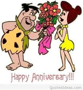Happy Anniversary Cartoon