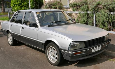 Peugeot Wiki by Peugeot 505