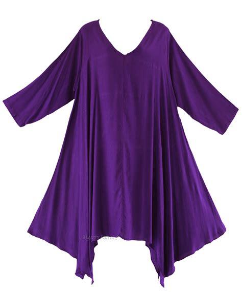 dressy blouse plus size purple dressy tops evening wear